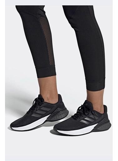 adidas Adidas Kadın Koşu - Yürüyüş Ayakkabısı Response Sr Fx3642 Siyah
